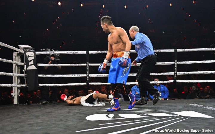Nonito Donaire DAZN Donaire vs. Young Stephon Young World Boxing Super Series