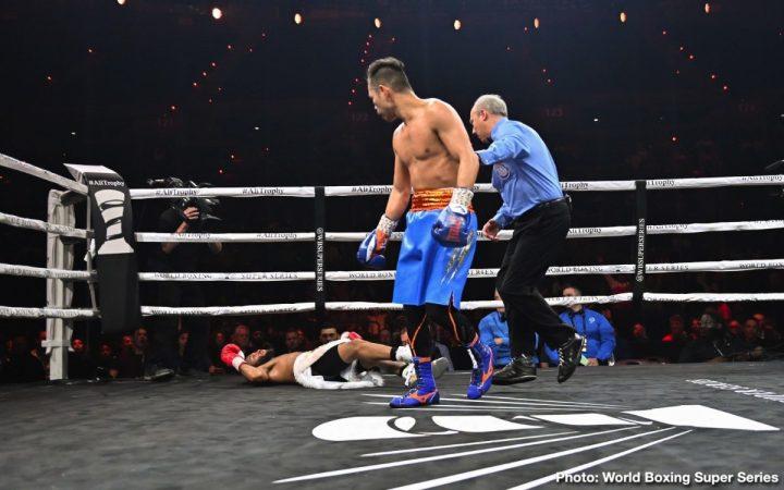 Nonito Donaire DAZN Emmanuel 'Manny' Rodriguez Inoue vs. Rodriguez Naoya 'Monster' Inoue World Boxing Super Series