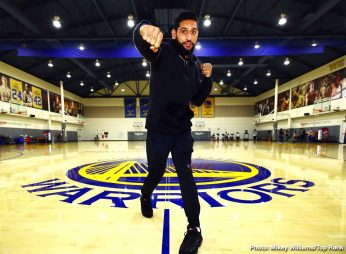 - Latest Amir Khan Terence Crawford Crawford vs. Khan