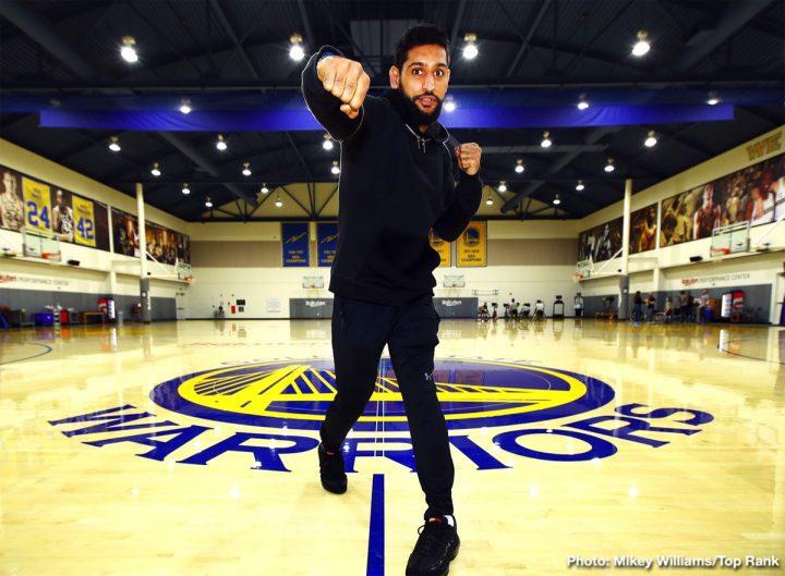 Amir Khan Kell Brook Terence Crawford Crawford vs. Khan ESPN PPV top rank