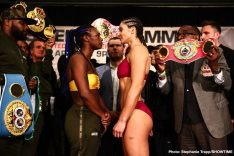 - Latest Christina Hammer Claressa Shields Shields vs. Hammer