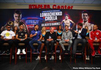 - Latest Vasyl Lomachenko Anthony Crolla Lomachenko vs. Crolla