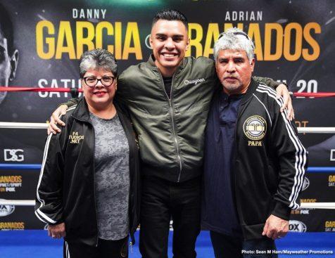 - Latest Danny Garcia