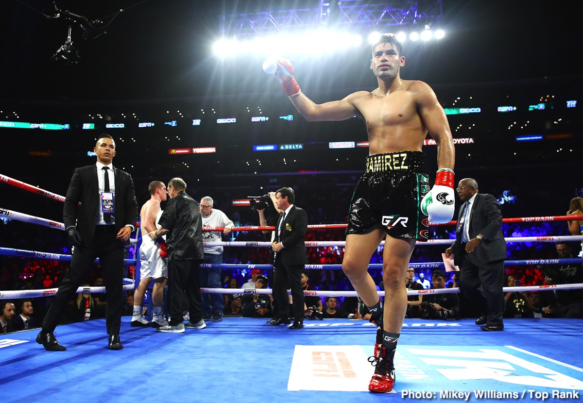 Gilberto Ramirez inks with Golden Boy - Boxing