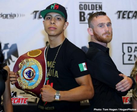 - Latest DAZN Dennis Hogan Jaime Munguia Munguia vs. Hogan