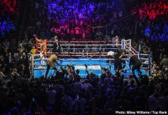 Gilberto Ramirez Vasyl Lomachenko Anthony Crolla ESPN Lomachenko vs. Crolla Ramirez vs. Karpency TOMMY KARPENCY top rank