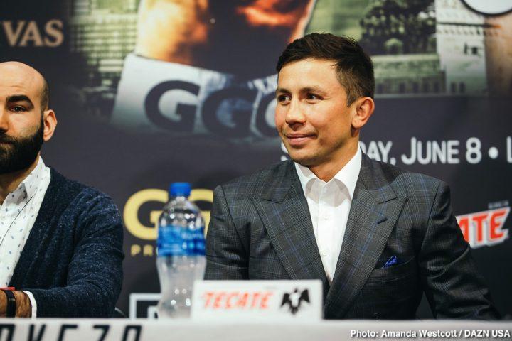 Canelo Alvarez Daniel Jacobs Gennady Golovkin Golovkin vs. Rolls Steve Rolls