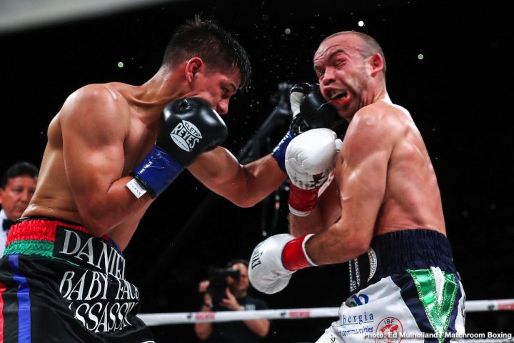 - Latest Danny Roman Roman vs. Doheny TJ Doheny