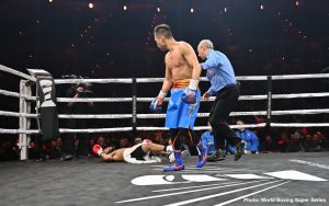 Nordine Oubaali vs. Nonito Donaire purse bid scheduled for Jan.21 at WBC headquarters