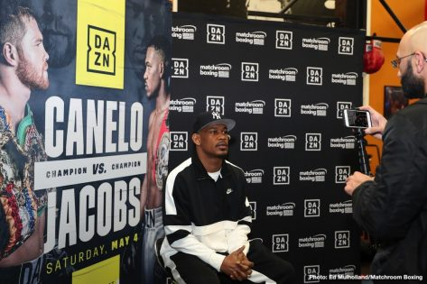 - Latest Daniel Jacobs Saul Alvarez Canelo vs. Jacobs Golden Boy Promotions