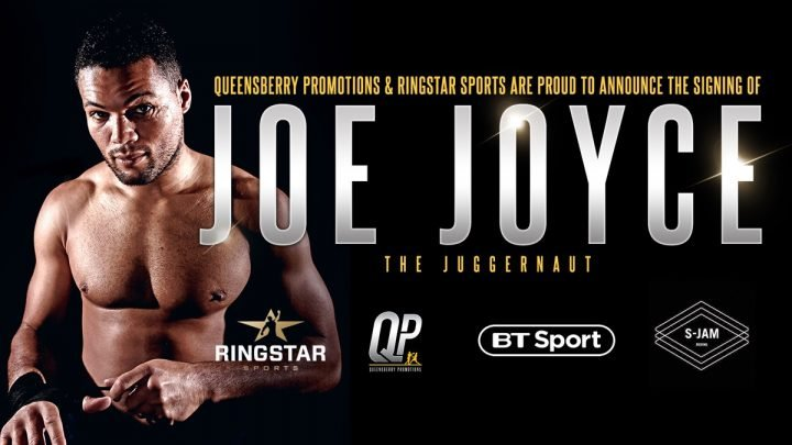- Latest Joe Joyce