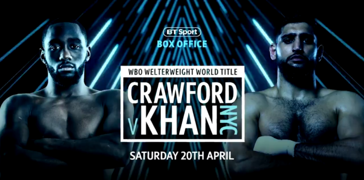 Amir Imam Terence Crawford Crawford vs. Khan ESPN pay-per-view top rank