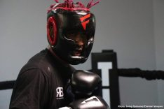 - Latest Easter Jr. vs. Barthelemy Rances Barthelemy Robert Easter Jr.