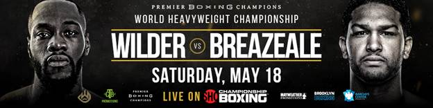 - Latest Deontay Wilder Gary Russell Jr. Kiko Martinez Dominic Breazeale Showtime Wilder vs. Breazeale