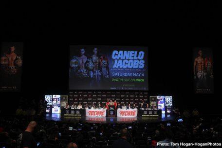 Canelo Alvarez Daniel Jacobs Oscar De La Hoya Canelo vs. Jacobs