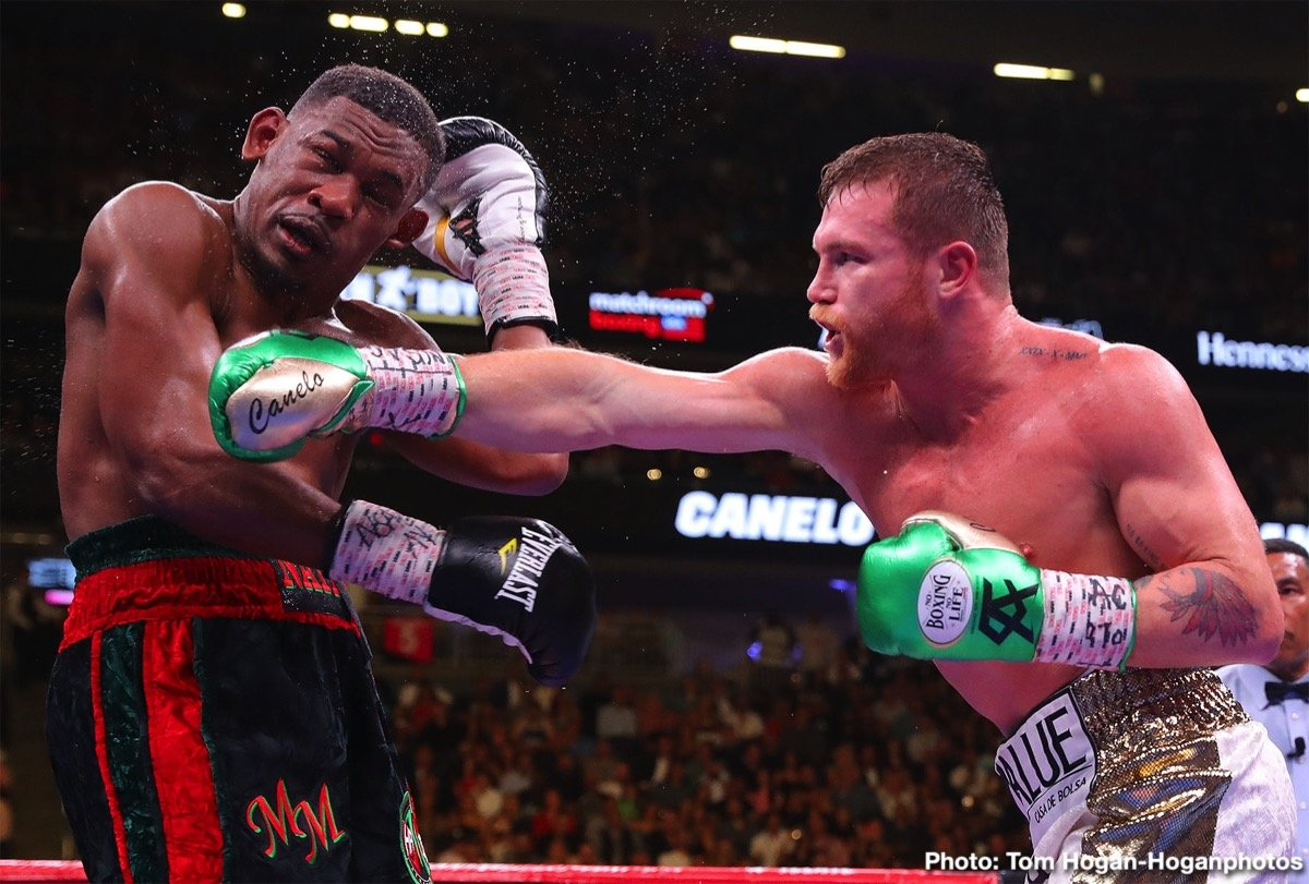 - Latest Callum Smith Canelo Alvarez