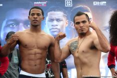 - Latest Antonio Moran Devin Haney Haney vs. Moran Matchroom Boxing USA