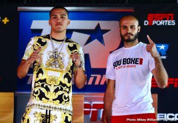 - Latest Artur Beterbiev Beterbiev vs. Kalajdzic Jerwin Ancajas Top Rank Boxing