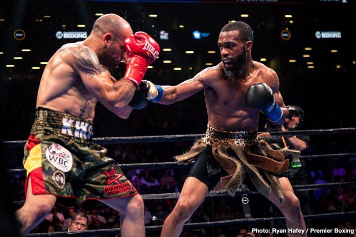 Gary Russell Jr. DAZN Eddie Hearn Matchroom Boxing