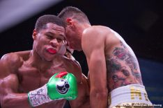 Latest Antonio Moran Devin Haney Haney vs. Moran Michael Hunter