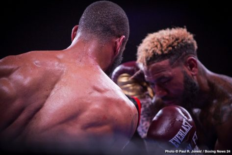 Latest Hurd vs. Williams Julian Williams