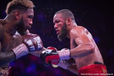 Latest Hurd vs. Williams Jarret Hurd Julian Williams
