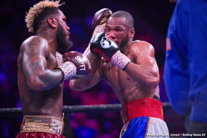 Latest Jarrett Hurd Julian JRock Williams Premier Boxing Champions Williams vs. Hurd