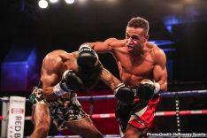 - Latest Chris Norrad Fury vs. Norrad Hughie Fury