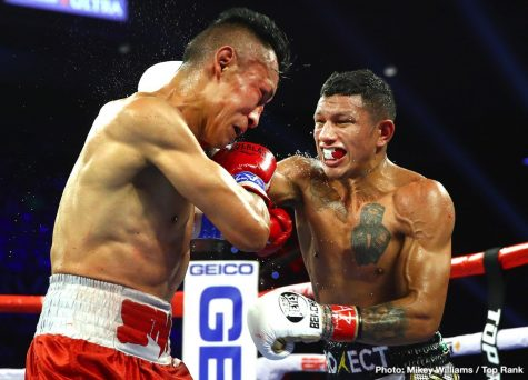Latest Berchelt vs. Vargas 2 Francisco Vargas Miguel Berchelt