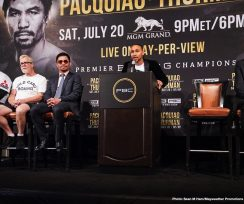 - Latest Keith Thurman Manny Pacquiao Caleb Plant Mike Lee Pacquiao vs. Thurman Plant vs. Lee