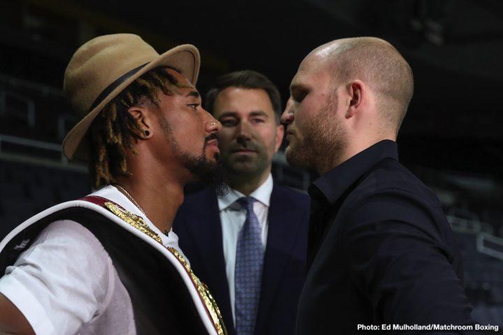 - Latest Demetrius Andrade Andrade vs. Sulecki DAZN Maciej Sulecki
