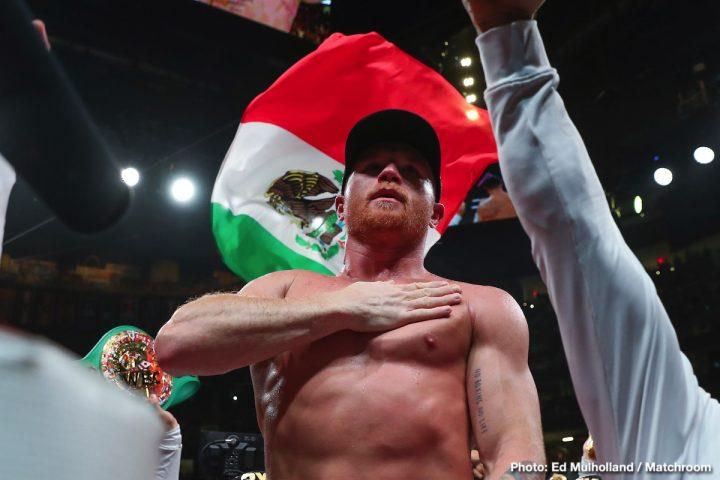 Canelo Alvarez Demetrius Andrade Sergey Kovalev Golden Boy Promotions Main Events