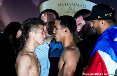 Latest Emmanuel Rodríguez Inoue vs. Rodriguez Ivan Baranchyk Josh Taylor Naoya 'Monster' Inoue Taylor vs. Baranchyk World Boxing Super Series