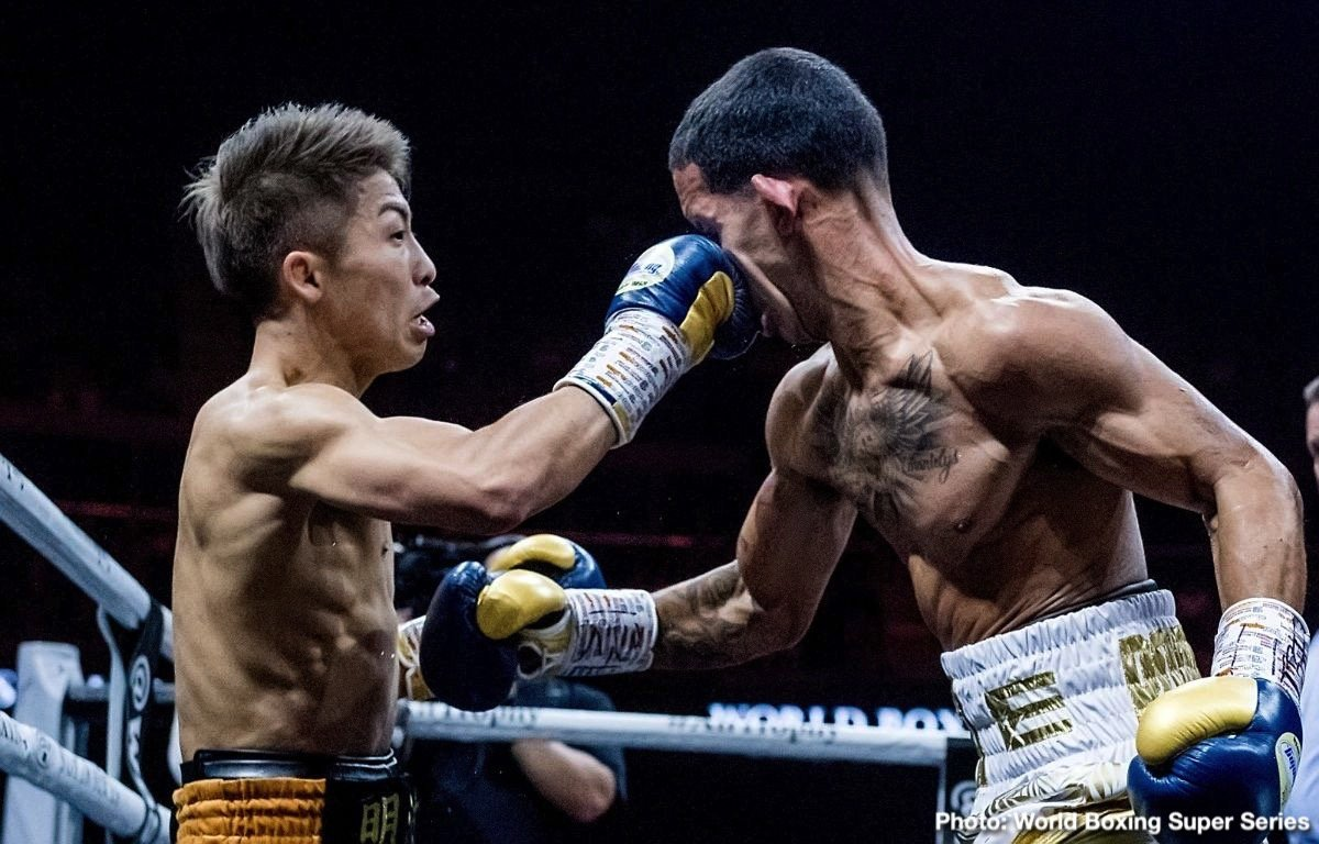 - Latest Naoya Inoue Top Rank Boxing