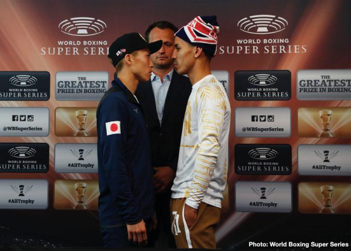 - Latest Emmanuel Rodríguez Inoue vs. Rodriguez Naoya 'Monster' Inoue World Boxing Super Series