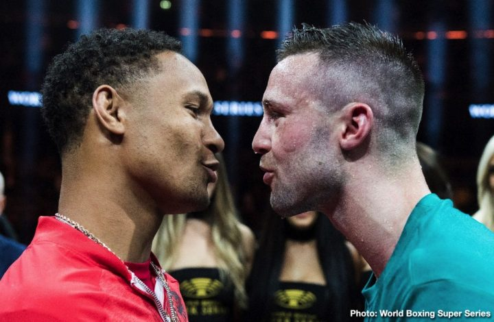Latest DAZN Josh Taylor Prograis vs. Taylor Regis Prograis World Boxing Super Series