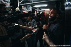 - Latest Deontay Wilder Gary Russell Jr.