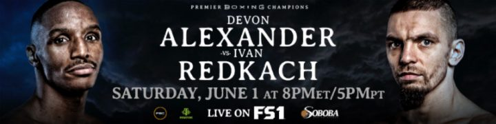 - Latest Devon Alexander Shawn Porter