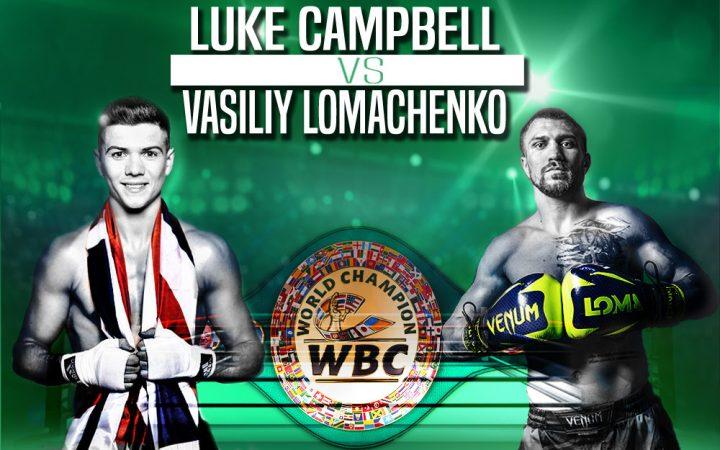 Vasyl Lomachenko Charlie Edwards Joshua Buatsi Lomachenko vs. Campbell Luke Campbell Ryan Ford