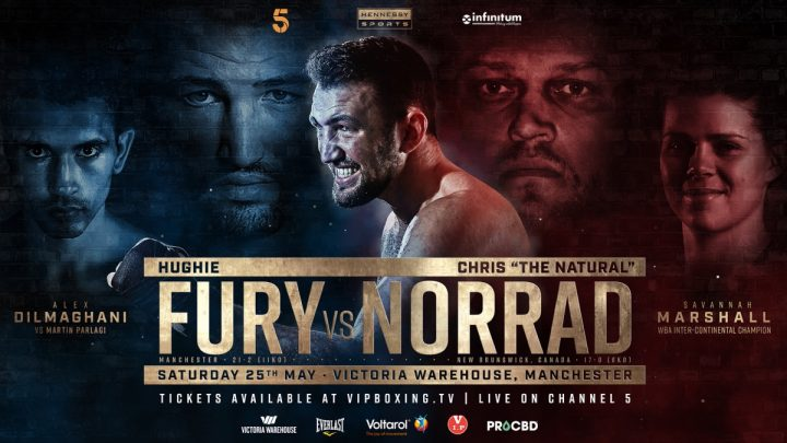 - Latest Fury vs. Norrad