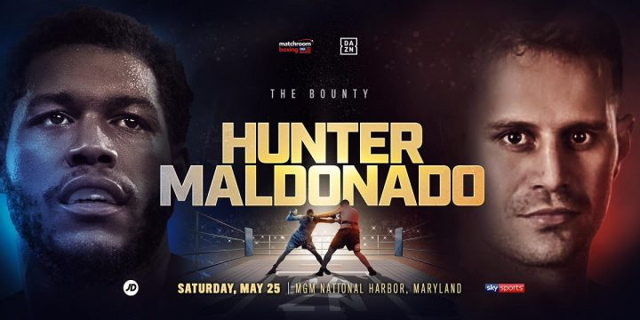 - Latest Fabio Maldonado Michael Hunter