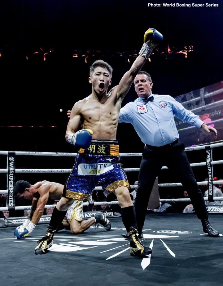 Latest Emmanuel Rodríguez Inoue vs. Rodriguez Naoya Inoue World Boxing Super Series