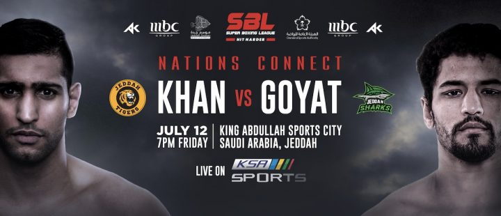 Amir Khan Khan vs. Goyat Neeraj Goyat