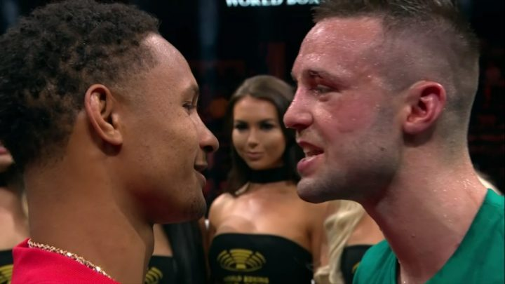 Latest Josh Taylor Regis Prograis World Boxing Super Series