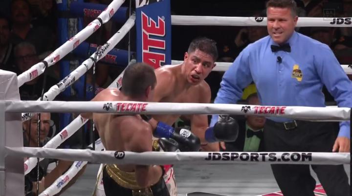 Jessie Vargas DAZN Golden Boy Promotions Jaime Munguia Matchroom Boxing USA