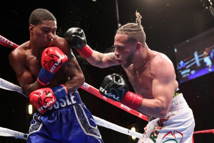 - Latest Marco Huck Mykquan Williams