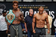 Latest Charlo vs. Adams Erickson