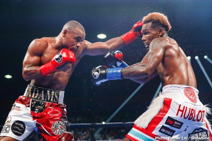 - Latest Brandon Adams Charlo vs. Adams Jermall Charlo Showtime World Championship Boxing