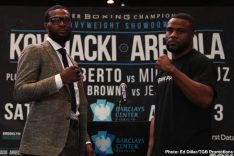 - Latest Andre Berto Chris Arreola Jean Pascal