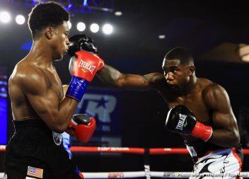 Latest Commey vs. Beltran Patrick Day Ray Beltran Richard Commey Top Rank Boxing
